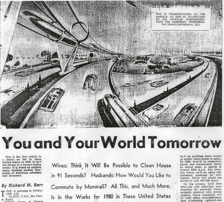 Future via Post Dispatch