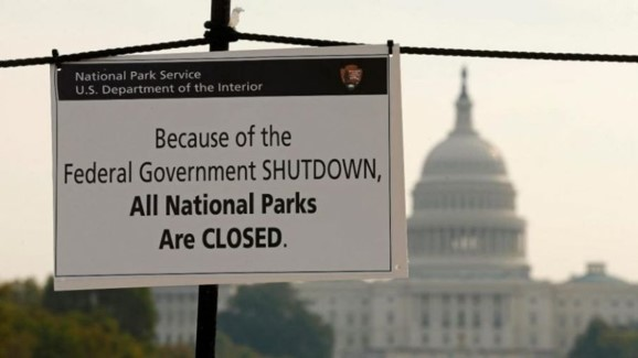 Government Closed